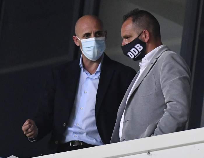 """Dezvăluire bombă! Un alt fond de investiţii vrea să preia Dinamo. Răspunsul spaniolilor a venit imediat: """"Aud tot felul de chestii, dar nu vreau să le spun"""""""
