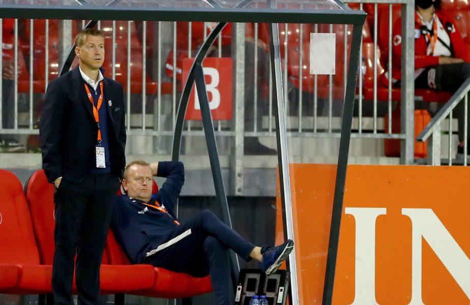"""Fabulos! Norvegia şi-a făcut alt lot, peste noapte, şi va merge la Viena pentru meciul cu Austria. """"Arătăm respectul pentru UEFA"""""""