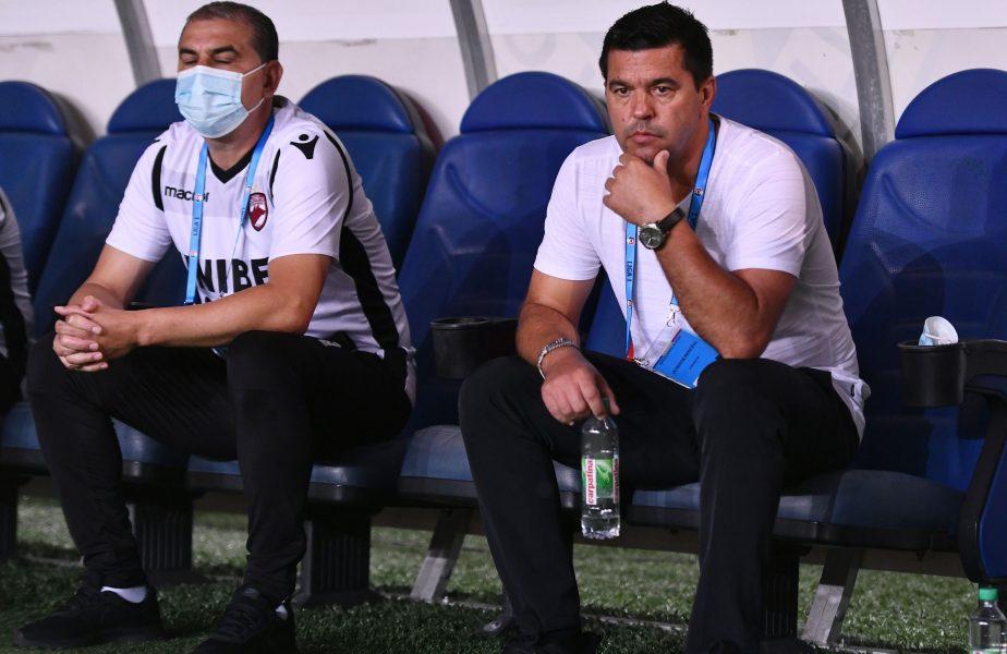 """Situație dramatică la Dinamo! Contra vrea să plece și a dat cărțile pe față: """"Am dat bani de la mine. Nu aveam să luăm o pizza!"""""""