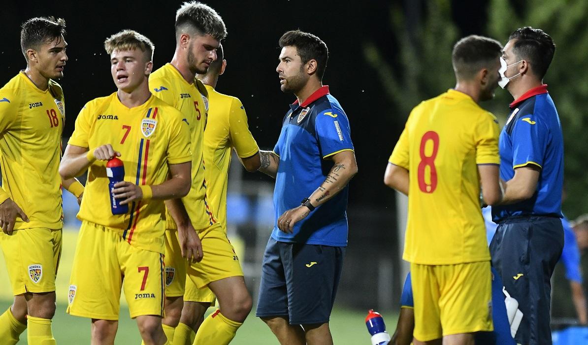 România U21, la o victorie de calificarea la Euro