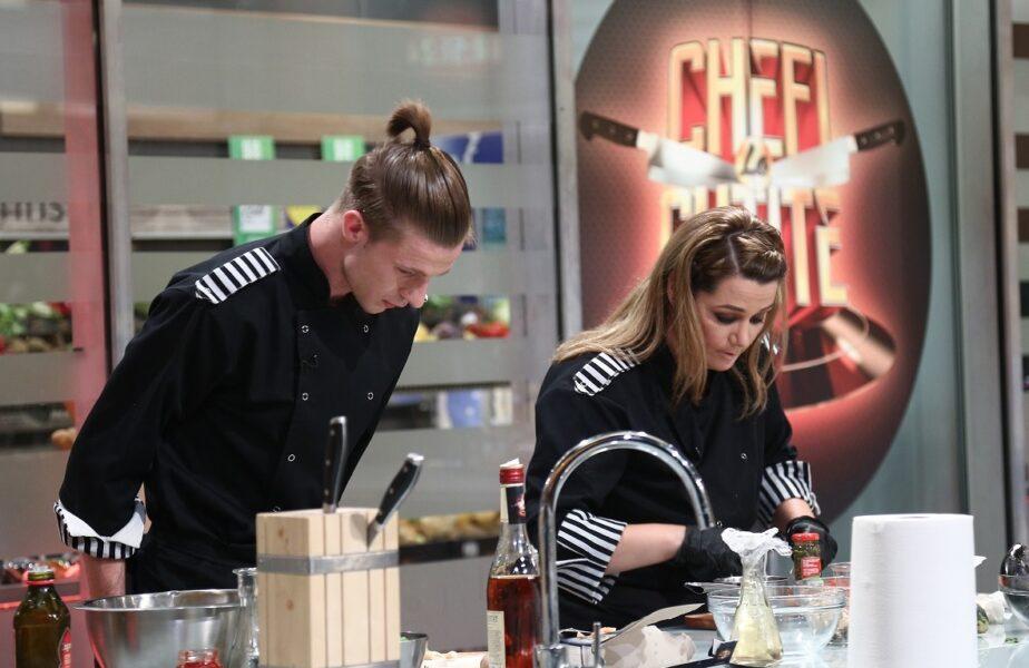 Chef Florin Dumitrescu a pierdut o concurentă la Chefi la cuţite Emisiunea, lider de audienţă pe toate segmentele de public