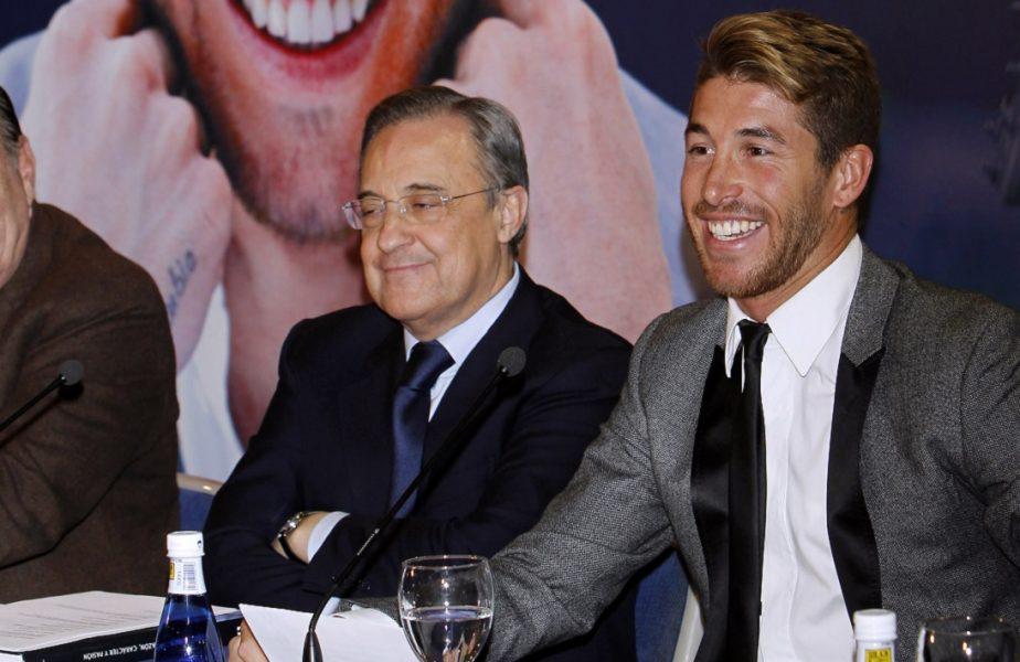 Sergio Ramos – ultimele 44 de zile. Ce vrea el, ce dă Realul
