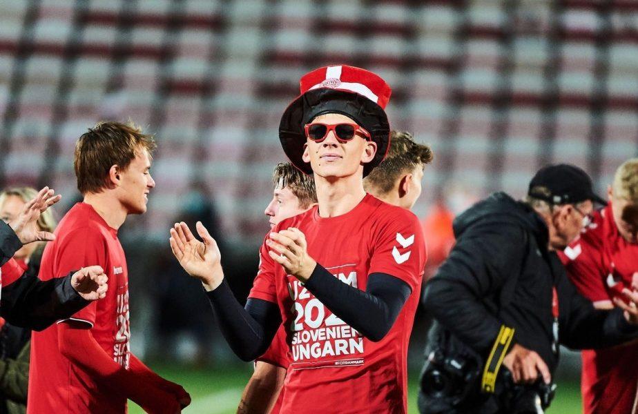 """Danezii nu se joacă și vin în România să câștige și ultimul meci! """"Vrem să ne păstrăm mentalitatea de învingători"""""""
