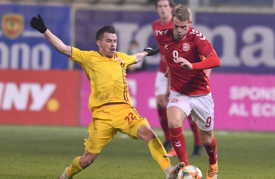"""""""România are din nou echipă mare!""""Darius Olaru, mândru după calificarea istorică a """"tricolorilor mici"""""""