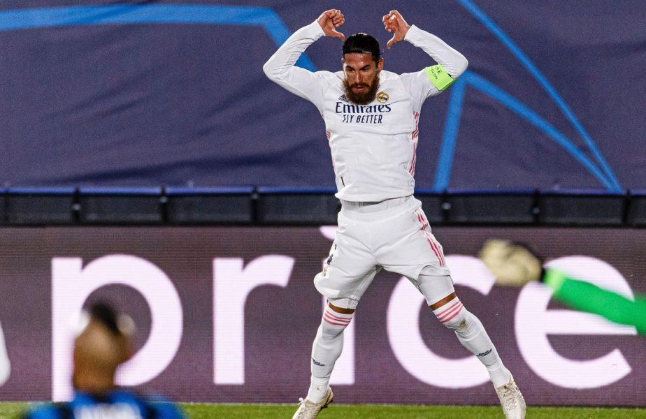 """""""Hala, Sergio!"""" Florentino Perez s-a înduplecat și Ramos semnează pe doi ani. Anunțul făcut de spanioli"""