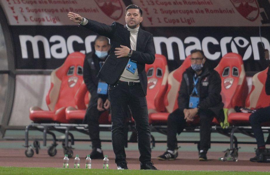 Cosmin Contra, antrenor Dinamo