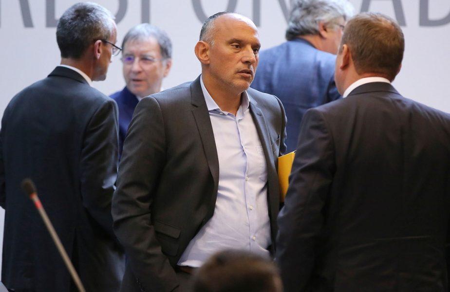 """Decizie în războiul de 700.000 de euro! Florin Prunea l-a """"învins"""" pe Mircea Rednic în instanţă. Ce spune fostul preşedinte al lui Dinamo"""