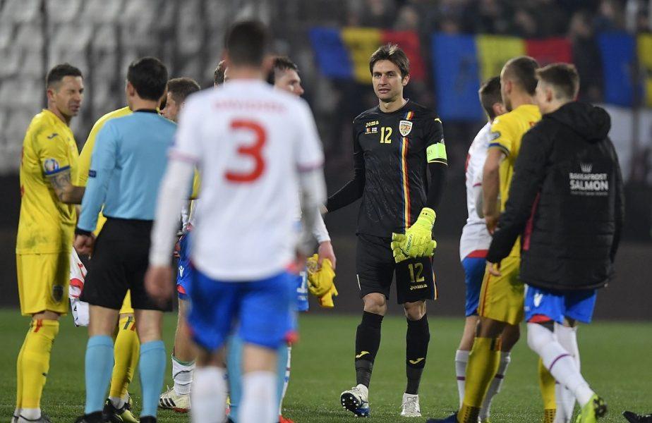 2020, anul despărțirilor! Doi portari de top s-au retras din naționala României. Ce variante mai are Rădoi