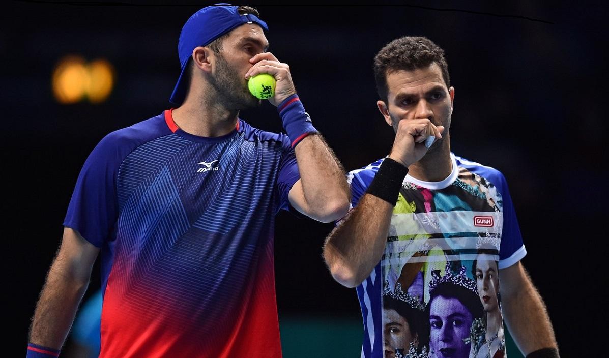 Horia Tecău şi Jean-Julie Rojer au câştigat două turnee de Grand Slam, dar vor pune capăt colaborării începute acum 7 ani
