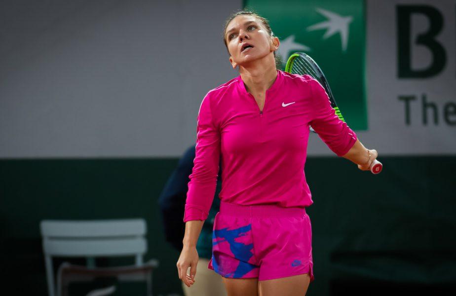 Simona Halep a aruncat direct la gunoi echipamentul purtat în meciul cu Iga Swiatek. Superstiţiile campioanei noastre