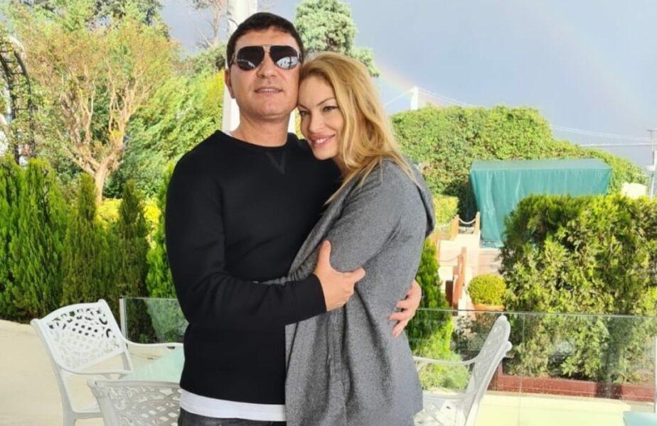 """Valentina Pelinel a dezvăluit cum a rămas însărcinată cu Cristi Borcea: """"O spun pentru prima dată! Ştiu că au existat multe scenarii atunci"""""""