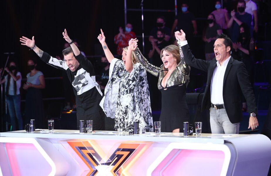 Jurații se pregătesc de Bootcamp, după ultima ediție de audiții X Factor din acest sezon