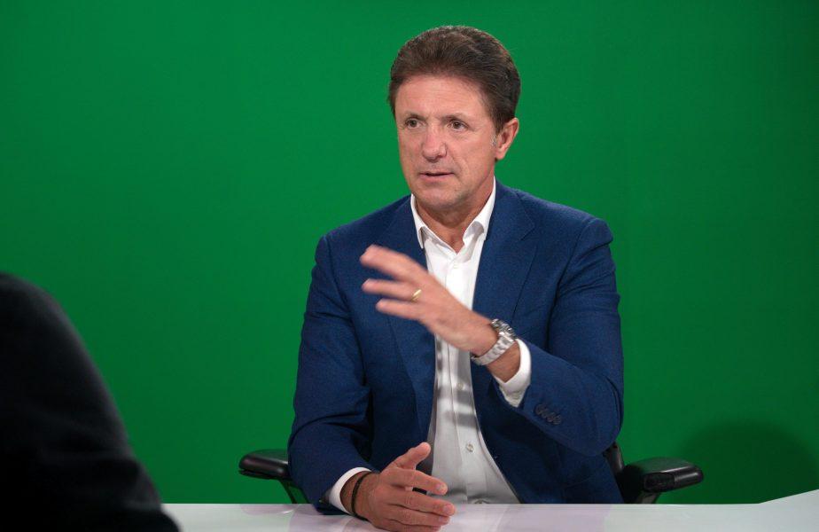 """Gică Popescu, mesaj ferm pentru jucătorul propus la FCSB: """"Să-şi păstreze acelaşi nivel! A jucat bine şi la naţionala de tineret"""""""