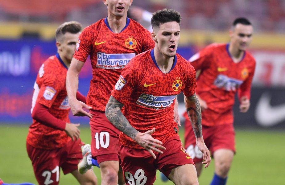 Performanță uluitoare reușită de FCSB! Roș-albaștrii s-au transformat într-o mașinărie de goluri. Record istoric de când Gigi Becali a preluat echipa