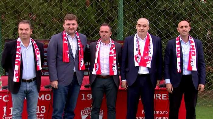 """Panică la Dinamo! Echipa riscă să nu ia licența: """"Dacă nu plătesc până la finalul lunii vor fi depunctați"""""""
