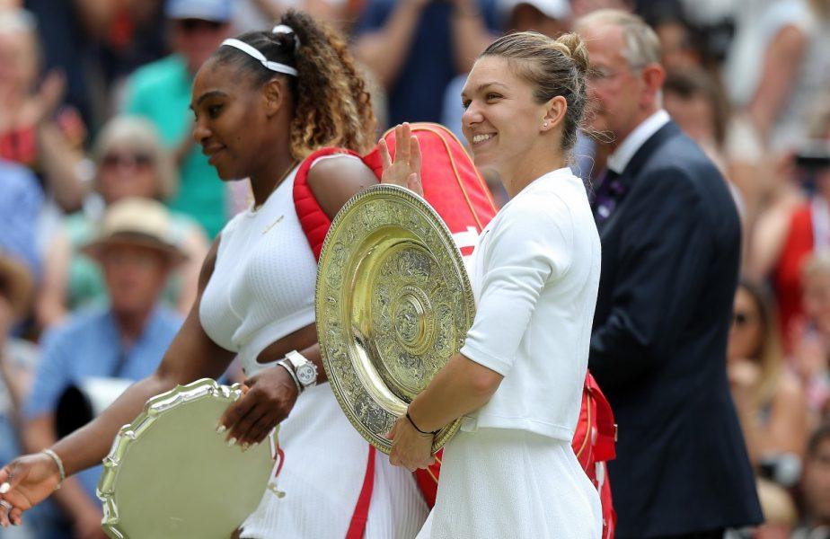Simona Halep, într-un top prestigios, alături de Serena şi Venus Williams. Devansează nume importante precum Azarenka sau Pliskova