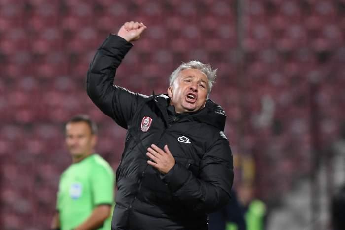 """CFR – UTA 0-1. S-a detonat """"bomba"""" în Liga 1. Echipa lui Dan Petrescu, învinsă de nou-promovată în Gruia. Ioan Hora a înscris golul de trei puncte!"""