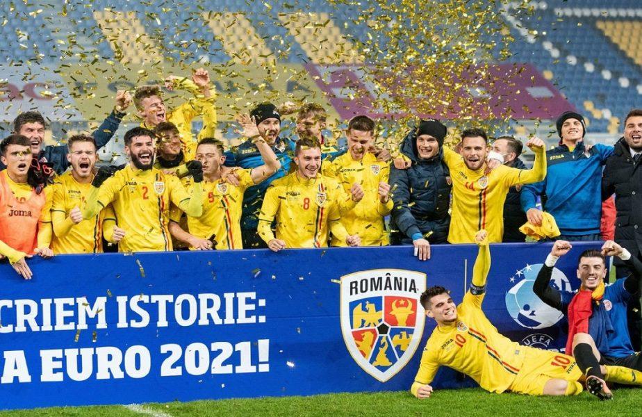 Anunţul făcut de UEFA! În ce urnă se va afla România la tragerea la sorţi a Campionatului European U21