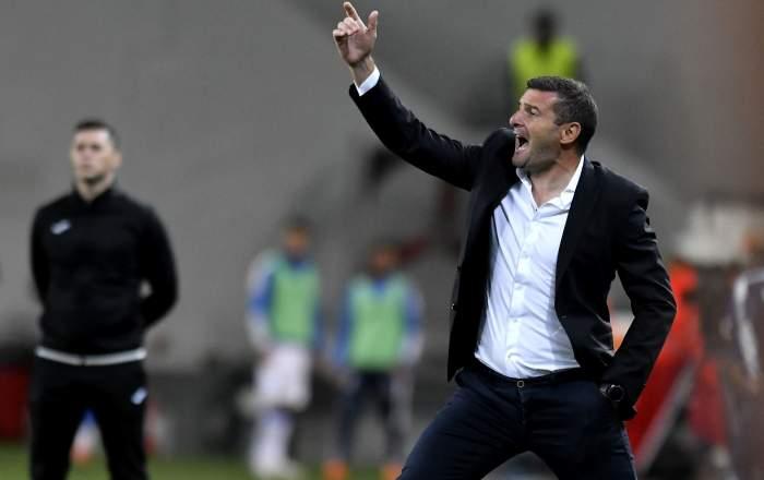 Laszlo Balint, mândru că a învins-o pe CFR Cluj la ea acasă, cu 1-0, în etapa a 11-a a Ligii 1