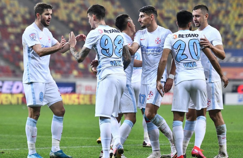 FCSB poate reveni pe locul 1 în Liga 1! Toni Petrea a pregătit două sisteme pentru meciul cu Gaz Metan