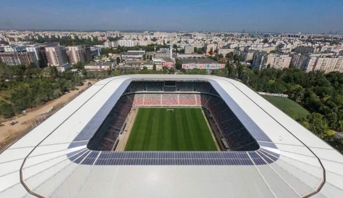 """""""Bijuteria"""" din Ghencea impune respect! Stadionul Steaua, sperietoare pentru adversari: """"Este o arenă impunătoare!"""""""
