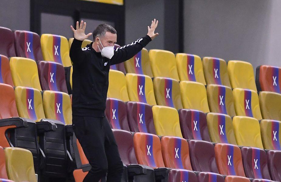"""""""C-așa-i în fotbal, o seară bună!"""" Mihai Stoica apără penalty-ul """"fantomă"""" al lui Colțescu. Declarația oficialului FCSB"""
