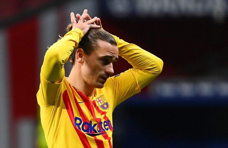 """""""Petrecere"""" pe Camp Nou! Vedetele Barcelonei s-au bucurat de plecarea lui Antoine Griezmann: """"Nu a fost niciodată considerat parte a grupului"""""""