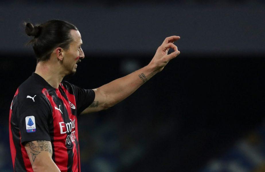"""Zlatan Ibrahimovic acuză FIFA! Este folosit în joc fără permisiunea sa. Reacție savuroasă a fanilor: """"Nu se joacă nimeni cu tine"""""""
