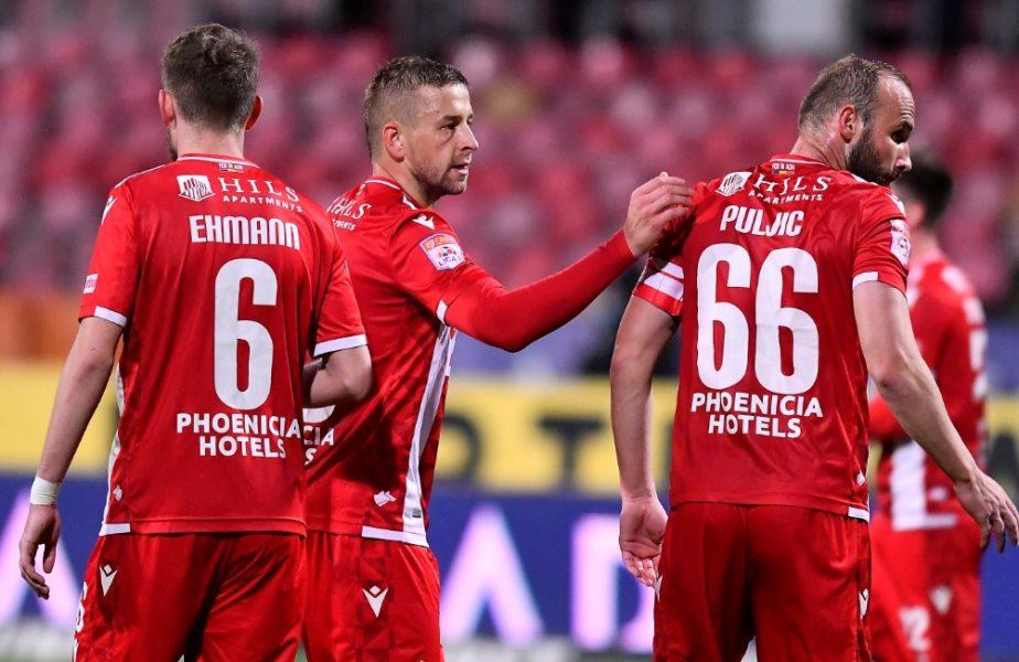 Dinamo, scandal fără sfârșit