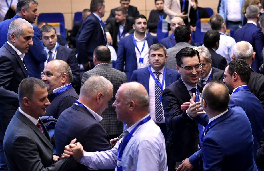 Reacţia FRF, după ce Florin Cîţu a anunţat că au fost făcute controale de ANAF la sediul instituţiei conduse de Răzvan Burleanu