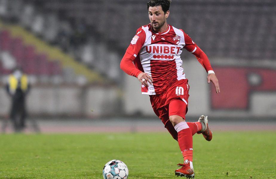 LPF a anunţat echipa ideală a etapei. Dinamo are mai mulţi jucători decât FCSB