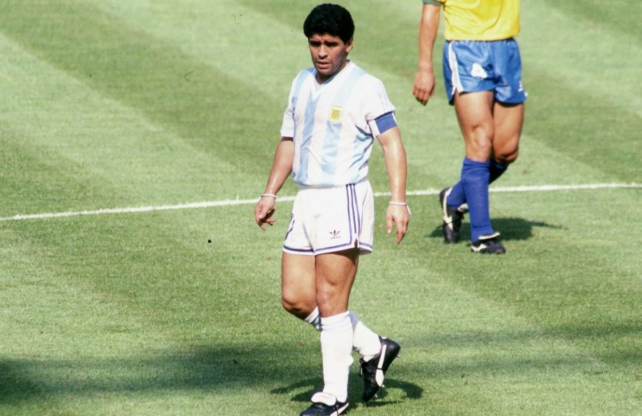 """Gabi Balint, reacţie emoţionantă după ce Diego Maradona a încetat din viaţă: """"Simt că mi-a murit cineva drag!"""""""