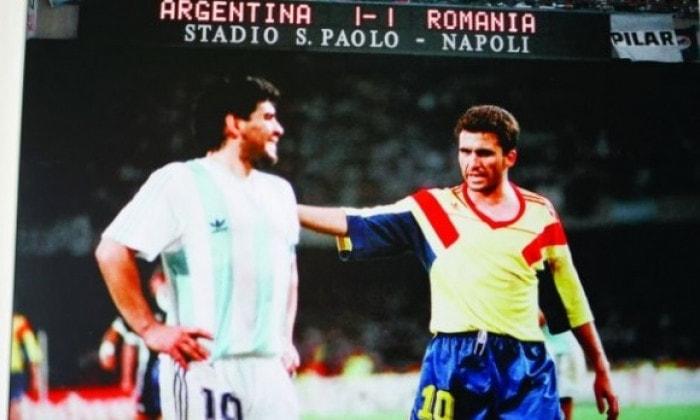 """EXCLUSIV   Reacţia lui Gică Hagi după ce Diego Maradona a murit. """"A fost o onoare comparaţia cu el. A fost un geniu"""""""