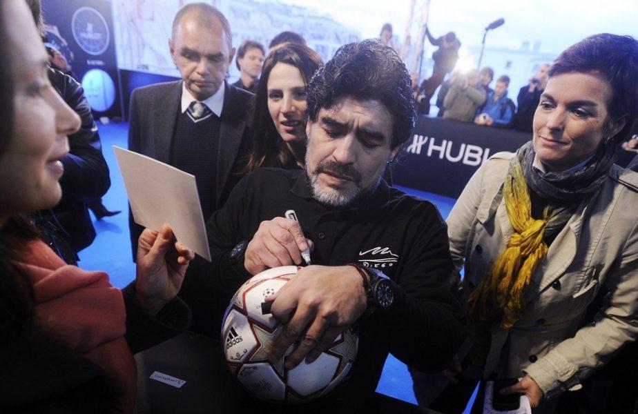 Averea incredibilă pe care o avea Maradona după o carieră fabuloasă! Datoria uriaşă de care a scăpat în Italia