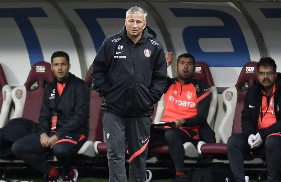 """CFR Cluj – AS Roma   Dan Petrescu, elogii la adresa capitolinilor. """"Întâlnim posibila viitoare campioană a Italiei şi a Europa League"""""""