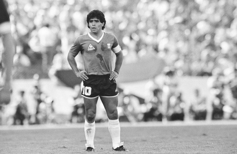 Diego Maradona a încetat din viaţă la 60 de ani
