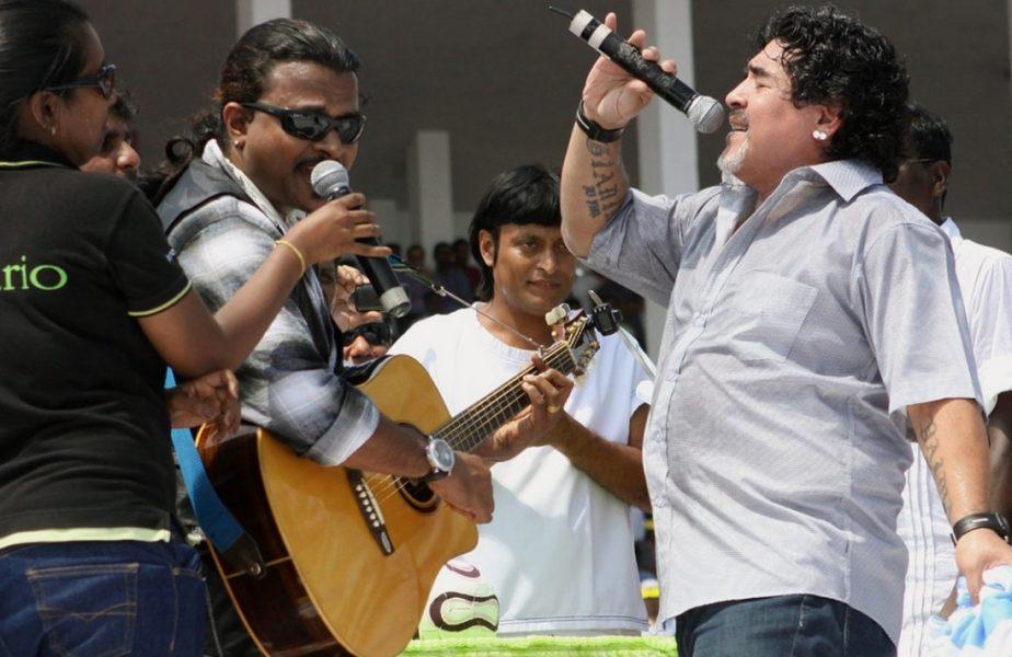 VIDEO | Top 10 cântece despre Diego Maradona! Artiştii care au fost inspiraţi de cariera lui El Pibe D'Oro. Cine ocupă primul loc