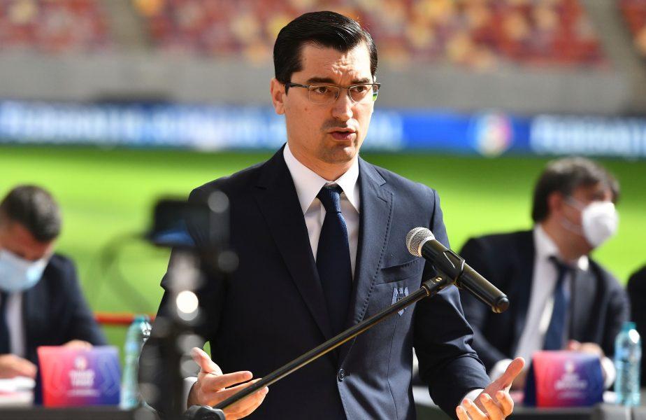 S-a dus și turneul ăsta! Candidatura României pentru EURO U21, respinsă de UEFA! Unde se va organiza competiția din 2023