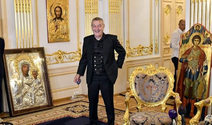Gigi Becali, aliatul lui ÎPS Teodosie. Omul de afaceri ia în calcul să meargă, în pelerinaj, la peştera Sfântului Andrei