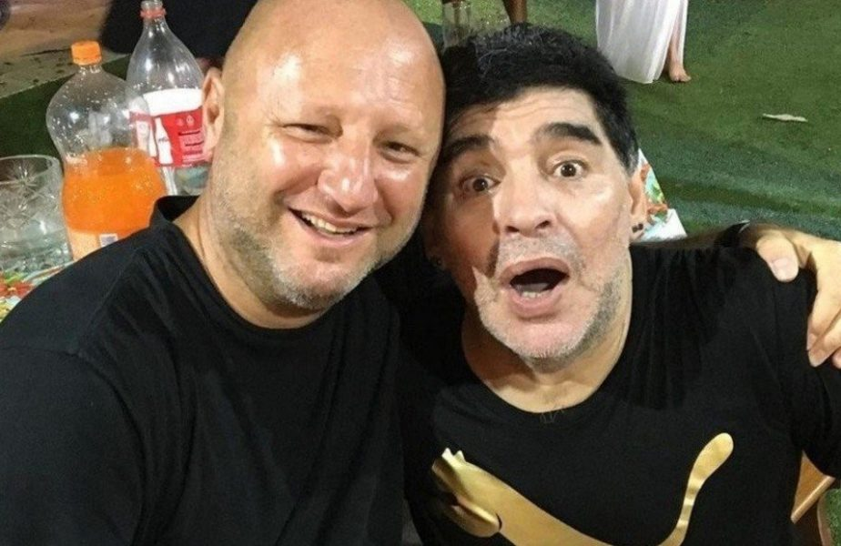 """""""Îl îmbătau de fiecare dată când fiicele lui urmau să vină. La a treia bere, Maradona se bâlbâia deja. De ce să-l păzești cu mitraliere?"""""""