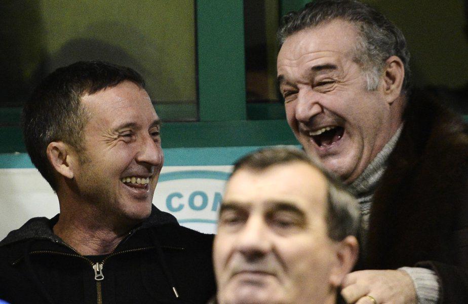 Visul lui Gigi Becali s-a îndeplinit! FCSB domină tot în Liga 1. Roș-albaștrii au 6 jucători în echipa ideală a campionatului