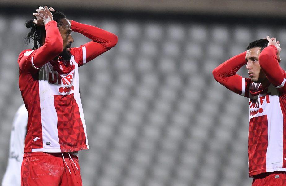 """Jucătorii de la Dinamo au clacat din cauza problemelor financiare: """"Mi-a cerut să nu fie convocat!"""" Dezvăluirile lui Cosmin Contra"""