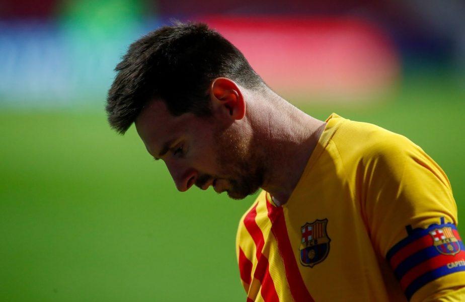 VIDEO | Lionel Messi, în lacrimi la momentul de reculegere al lui Maradona! Gestul făcut de protejatul lui El Pibe D'Oro