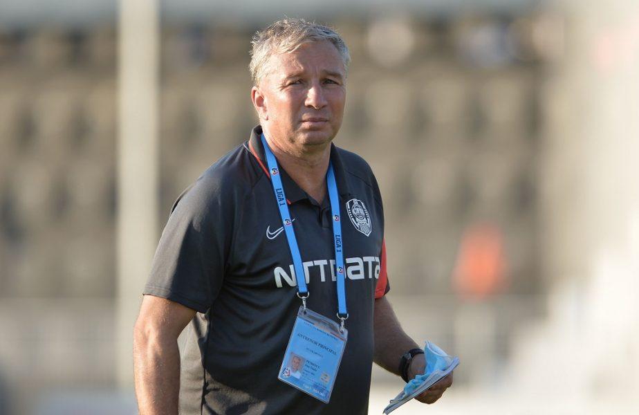 OFICIAL! Dan Petrescu s-a despărțit de CFR! Cine va conduce echipa