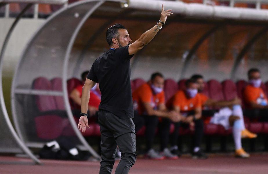 Ziua despărţirilor! Oficial: Ruben de la Barrera, OUT de la Viitorul. Eşecul cu Dinamo i-a fost fatal