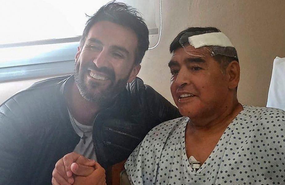 Dezvăluiri şocante! Diego Maradona a căzut şi s-a lovit la cap înainte să moară! De ce nu a fost transportat la spital
