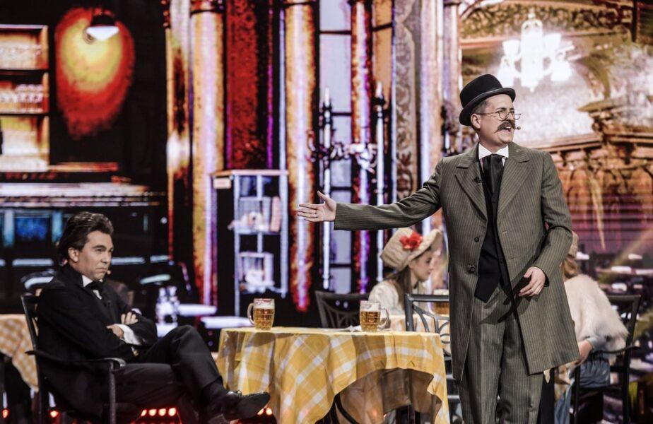 Personalități legendare vin la iUmor pentru un roast istoric, astăzi, la Antena 1, de la ora 17:00
