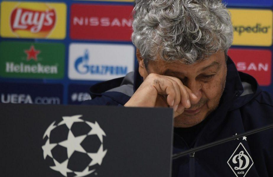 """Mircea Lucescu nu îşi poate reveni după moartea lui Diego Maradona. """"Nimeni nu l-a ajutat! Este foarte trist să văd cum s-a încheiat totul"""""""