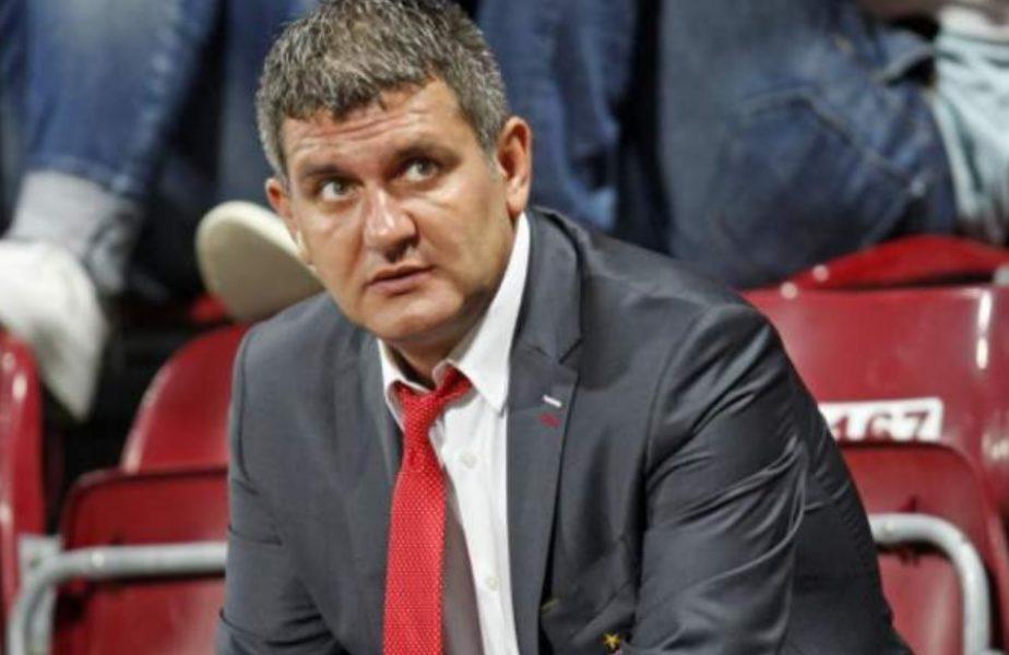 """Bogdan Bălănescu rămâne dinamovist cu sufletul: """"Am avut mai mulți suporteri în fața casei decât FCSB în play-off"""""""