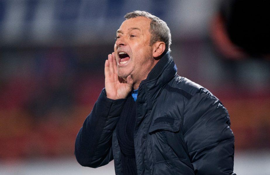 Mircea Rednic a bătut palma cu Iuliu Mureşan şi revine pe bancă. Când îşi începe al cincilea mandat pe banca lui Dinamo şi ce salariu va avea!